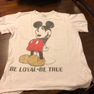 Disney store Mickey T-shirt